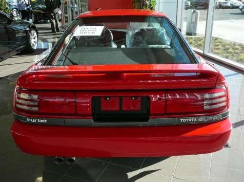 1990 Toyota MKIII Supra Turbo0013
