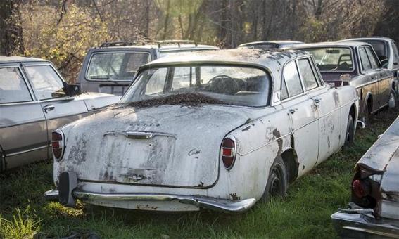 500 Rover P5B