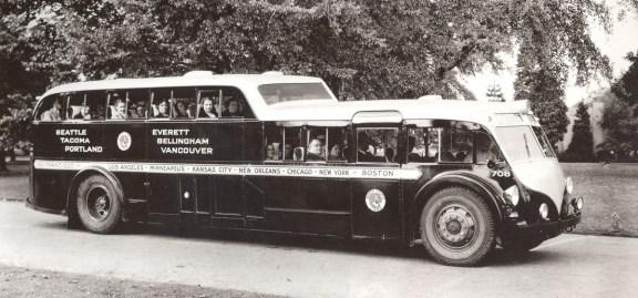 Bus Kenworth 1937 bus