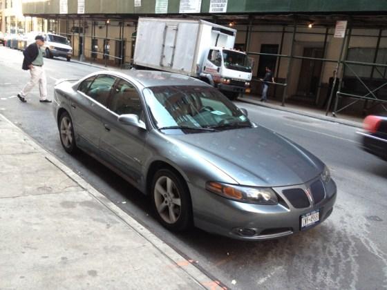 Bonneville GXP NYC