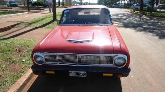 Ford ARG Falcon 1970 -Rural-4-puertas