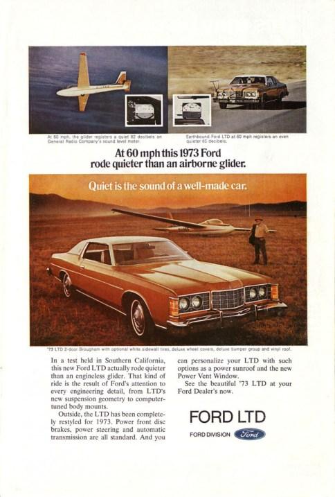1973FordLTDAd01