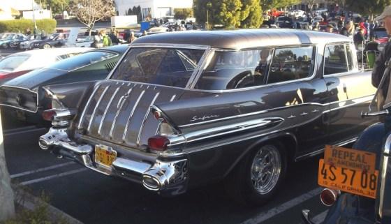 57 Pontiac Safari Wagon 2