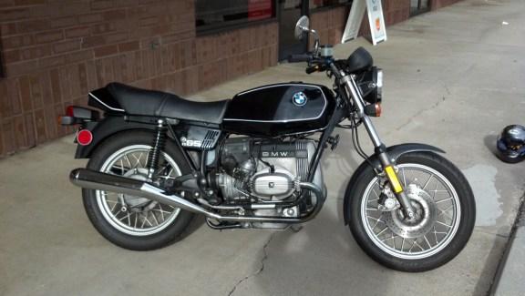 BMW R65-r