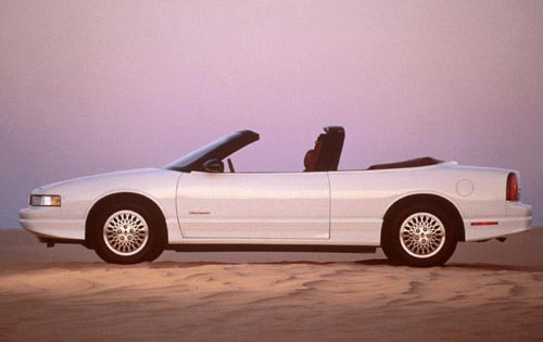 Oldsmobile cutlass supreme_convertible_white_1990