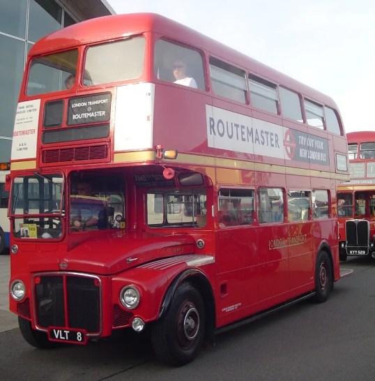 Routemaster RM8