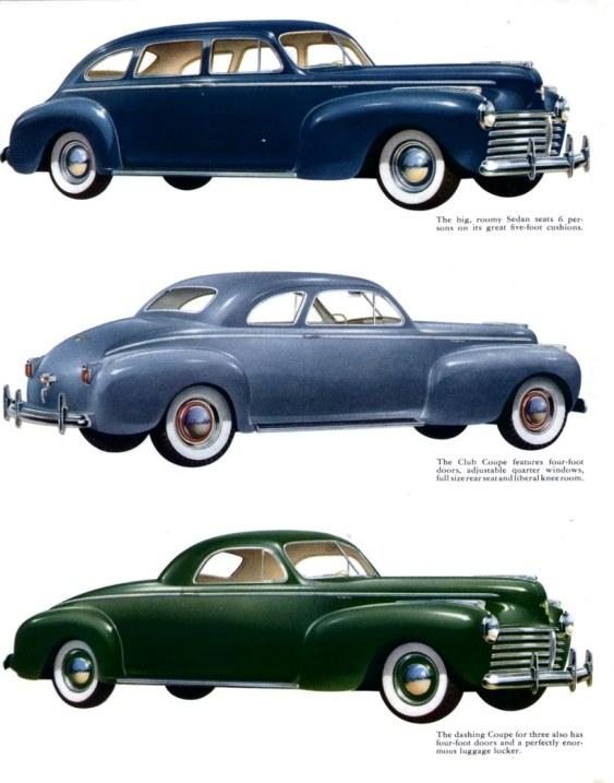 Truman 1941 Chrysler