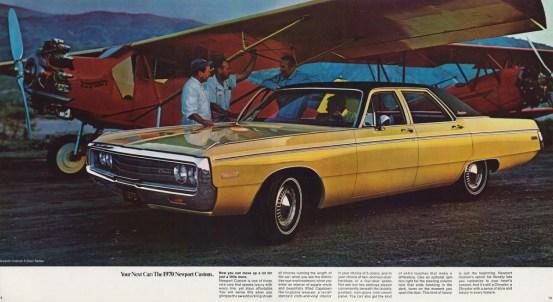 Truman 1970 Chrysler