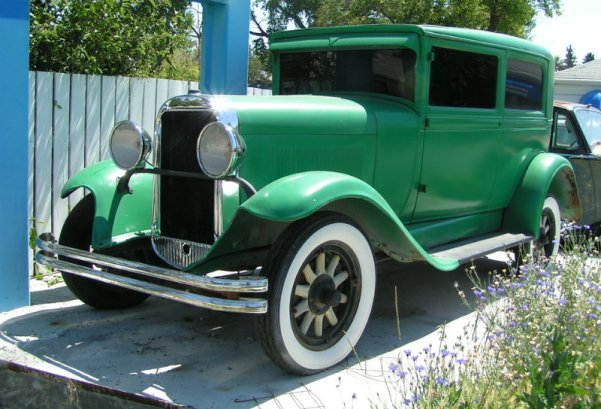 1929 Oldsmobile