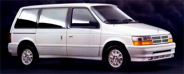 1991 dodge carale