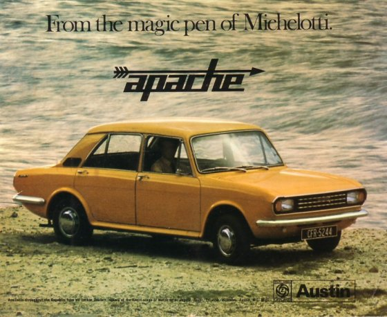 Austin Apache