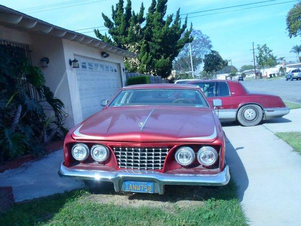 Cadillac Seville custom front
