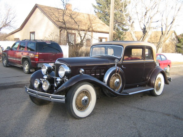 1931 Reo Royale Victoria Eight 1