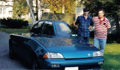 curbside classic: 1989 2004 geo metro xfi – the pre prius
