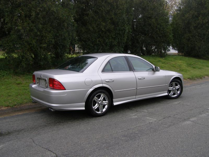 Lincoln Lse Manual on 2002 Lincoln Ls V8 Manual