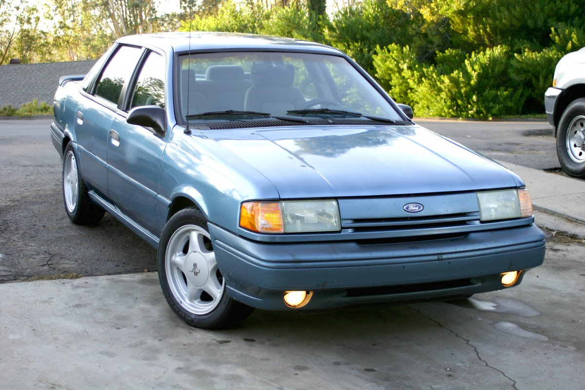 COAL: 1992 Ford Tempo GLS – SHO Little Brother That You ...