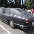 Nash Airflytes weren't exactly paragons of visibility, but this customized '51 takes that to new lows. Too bad they didn't fill in the rear window, and add a dorsal fin. […]