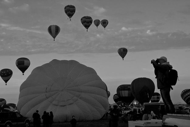 Balloon Fiesta, New Mexico, USA