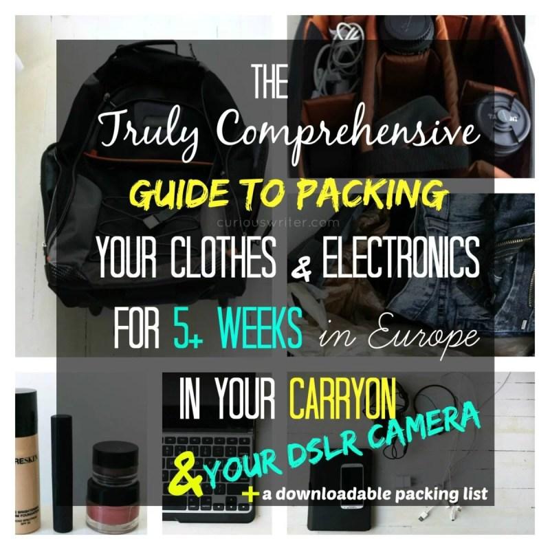 guidetocarryonpacking