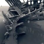 Shipwreck beach in oregon - west coast road trip