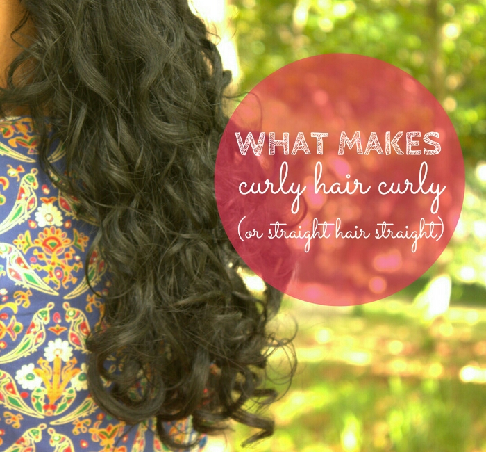 how to make curly out of straight hair