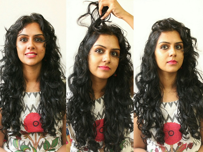11 easy everyday hairstyles for curly hair | CurlsandBeautyDiary