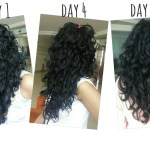 Curly haircut shock – Adapting to your new haircut