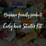 Beginner Friendly Products – Curly Hair Starter Kit
