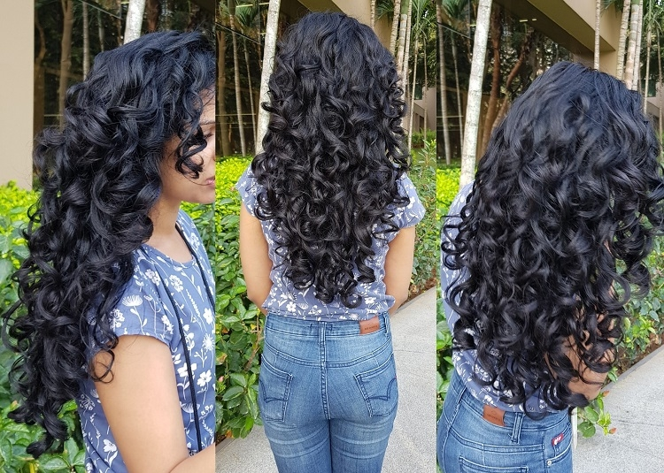 5 ways i get my curls to form fat chunky clumps | curlsandbeautydiary