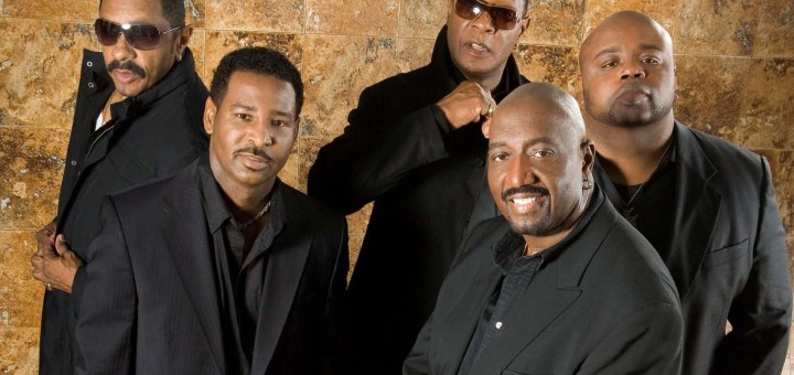 The Temptations will bring their nostalgic array of soul music to the Palladium on Feb. 27 for a live performance. (Submitted photos)