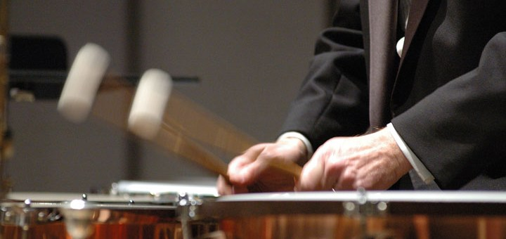"The Carmel Symphony Orchestra's David Bowden will discuss the music of ""Percussion Swings"" at 6:45 p.m. before the show. (Submitted photos)"