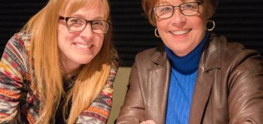 Susan McClelland and Patricia See are the founders of the Zionsville Radio Players. New performances will air beginning May 9 on WITT 91.9 FM.