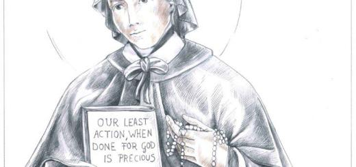 Elizabeth Ann Seton is one of the holy women that will surround the Marian shrine. Church officials do not want to reveal the design of the shrine itself before unveiling it to parishioners. (Submitted image)