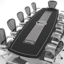 Mitchell Theatres Conference Table