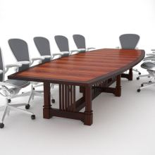 Brandywine: Foundation House Conference Table