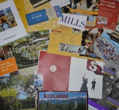College Catalogs Custom College Visits