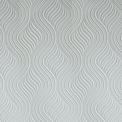Super Fresco Paintable Blown Vinyl Wallpaper -10-014 - Pure White