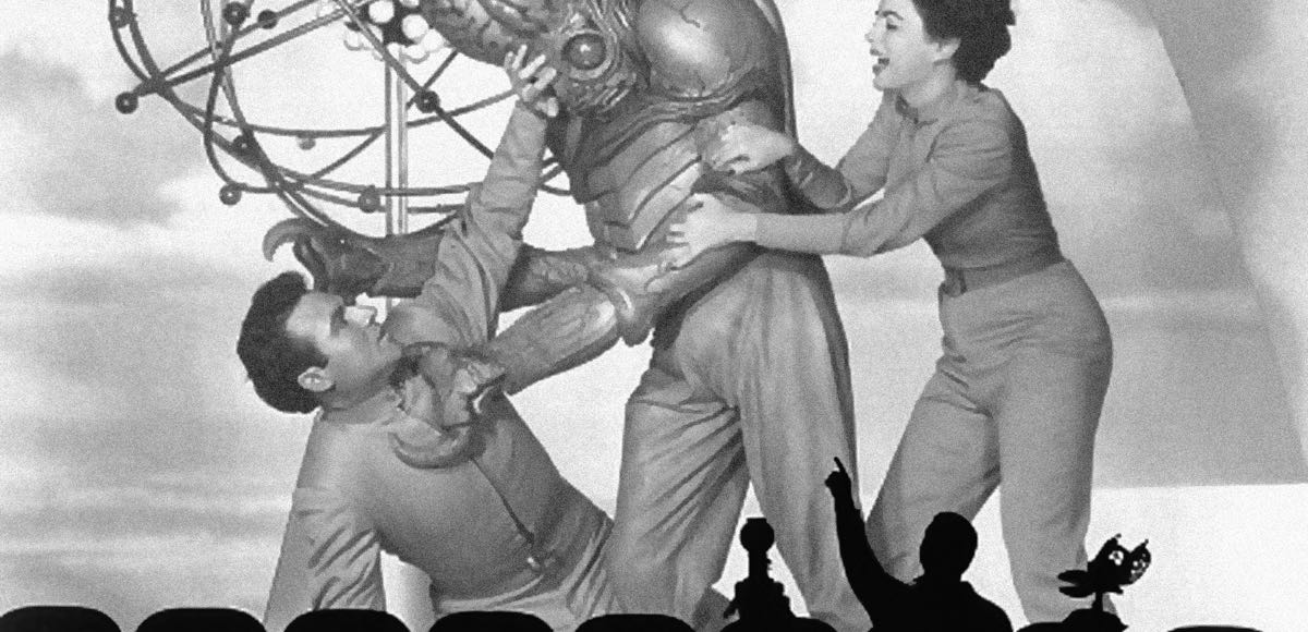 Mystery Science Theater 3000 Best Comedies of the 90s