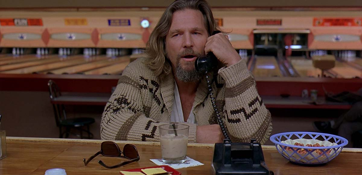 The Big Lebowski Best Comedies of the 90s