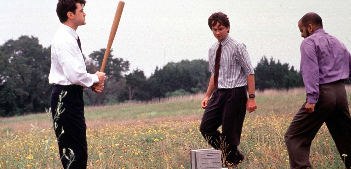 Office Space Best Comedies of the 90s