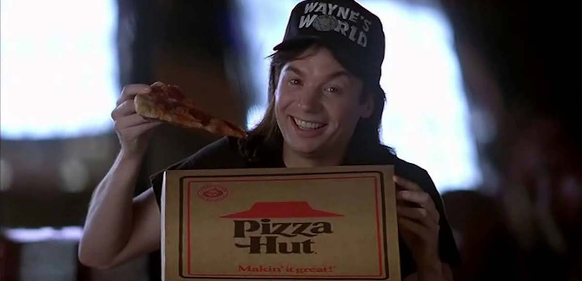 Wayne's World Best Comedies of the 90s
