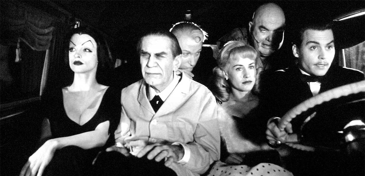 Ed Wood Best Comedies of the 90s