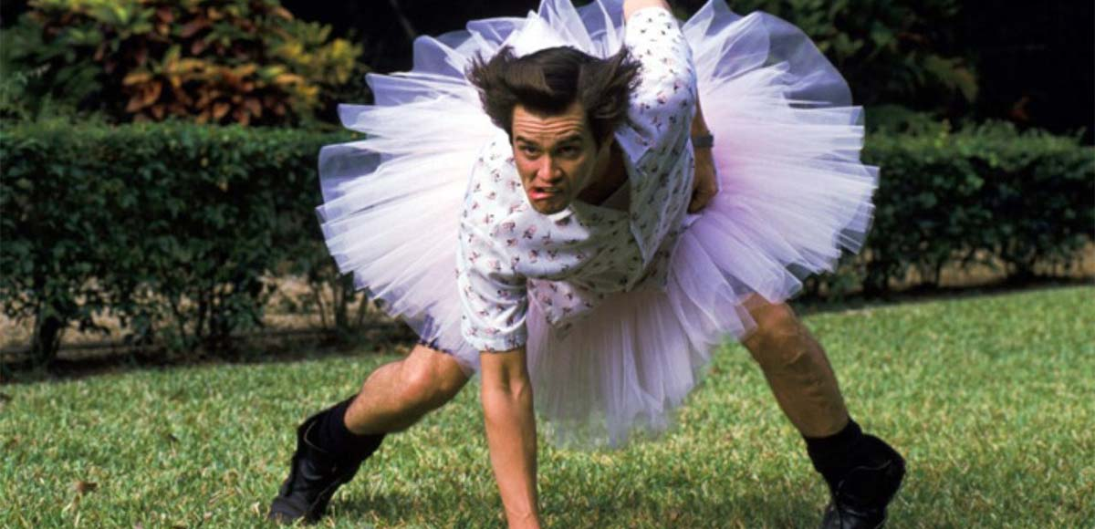 Ace Ventura Best Comedies of the 90s