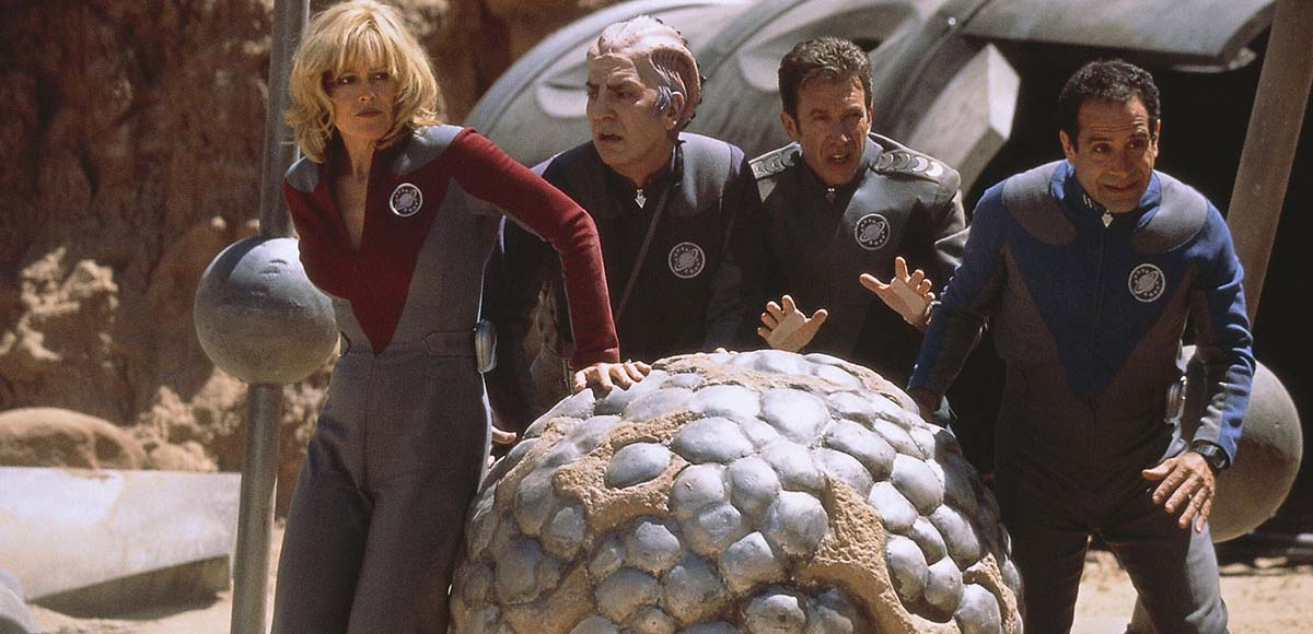 Galaxy Quest Best Comedies of the 90s