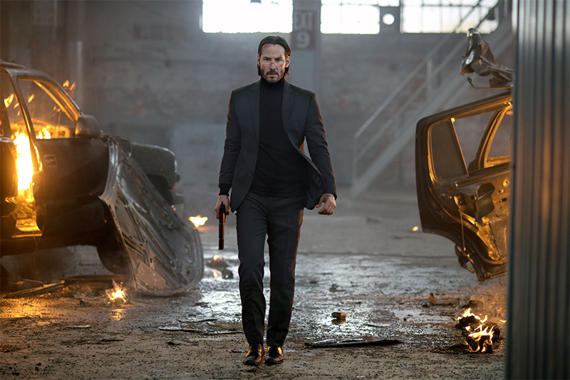 underrated action movie john wick