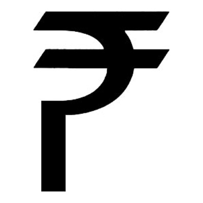 Unofficial Indian Paise Symbol