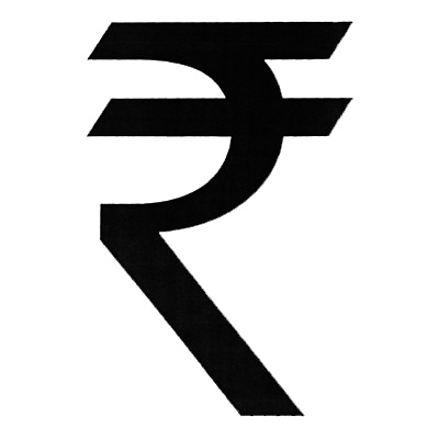New Indian Rupee Symbol