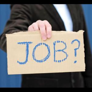Job gezocht