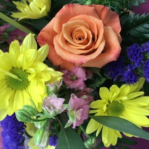 Sizzling Summer Special with the freshest mix of summer flowers