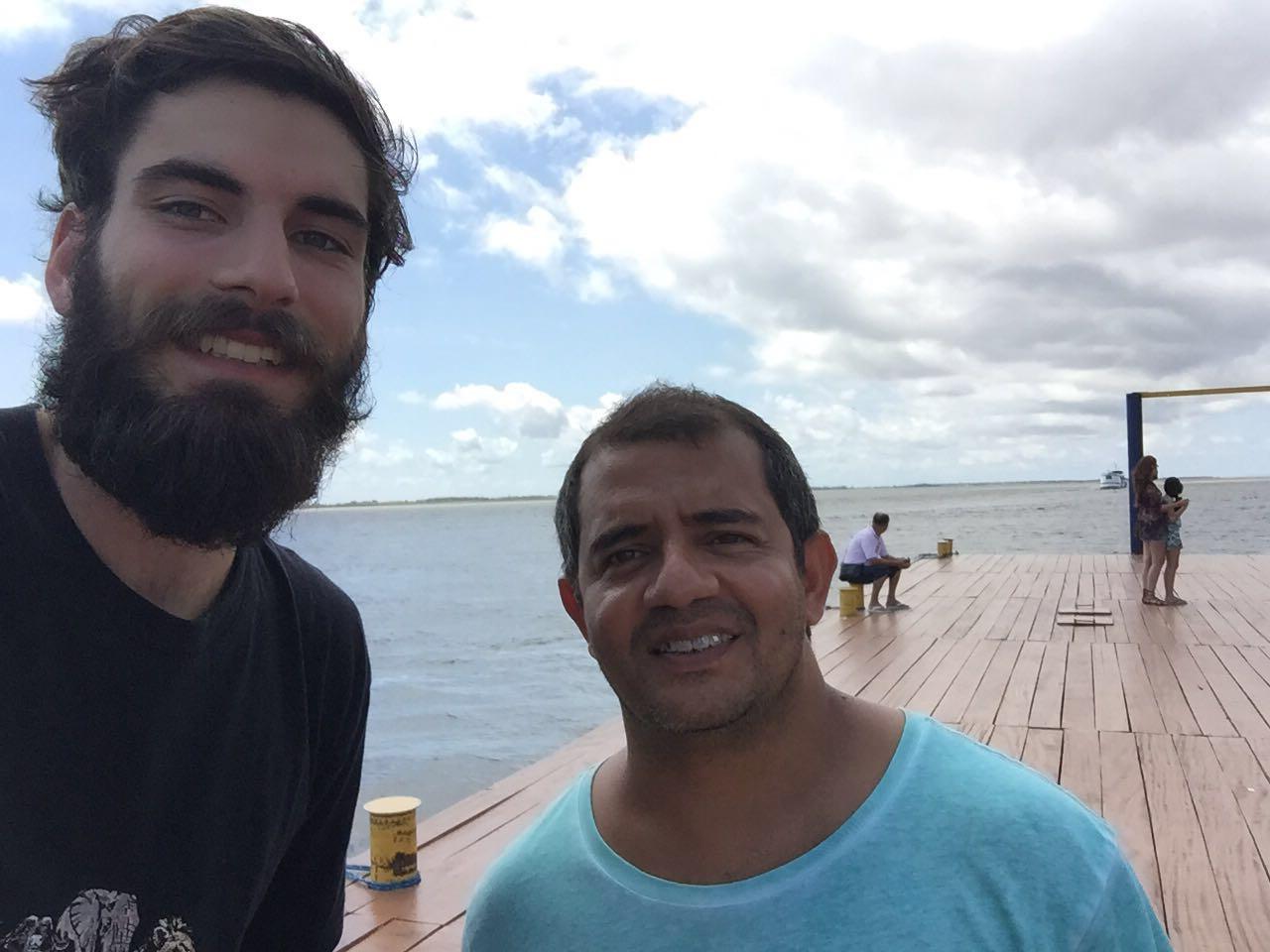 Missão de Martheus Orth em Santarém